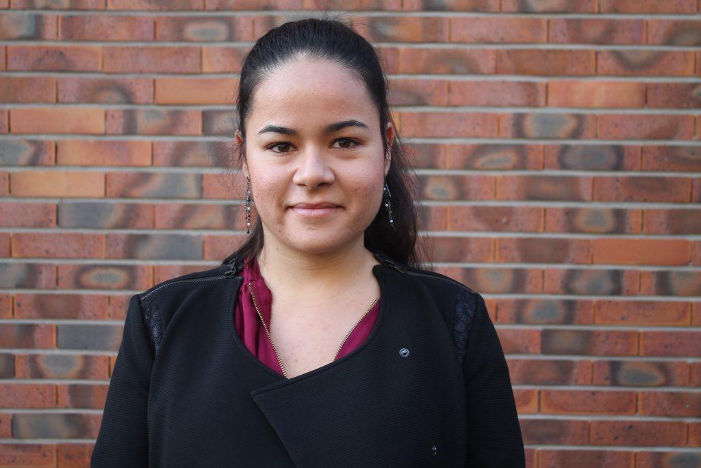 Magali Boucher, chargée de communication ALTEN et ancienne membre d'une Junior-Entreprise